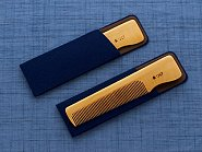 Boxwood comb for men